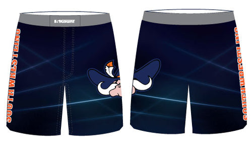 South Wrestling Sublimated Fight Shorts - 5KounT