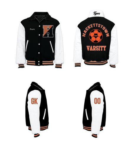 Hackettstown Tigers Varsity Jacket - 5KounT2018