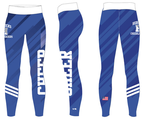 Herricks Cheer Sublimated Ladies Legging