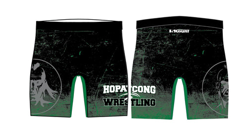 Hopatcong Wrestling Sublimated Compression Shorts
