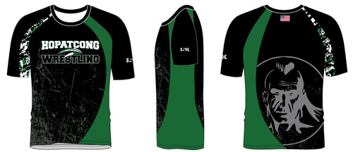Hopatcong Wrestling Sublimated Fight Shirt
