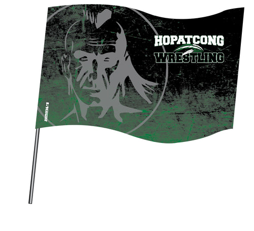 Hopatcong WrestlingSublimated Flag
