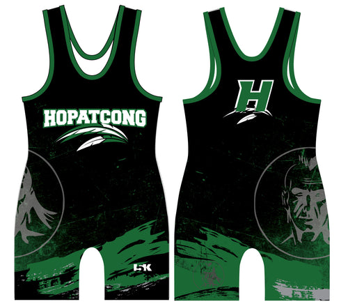 Hopatcong Wrestling Sublimated Singlet