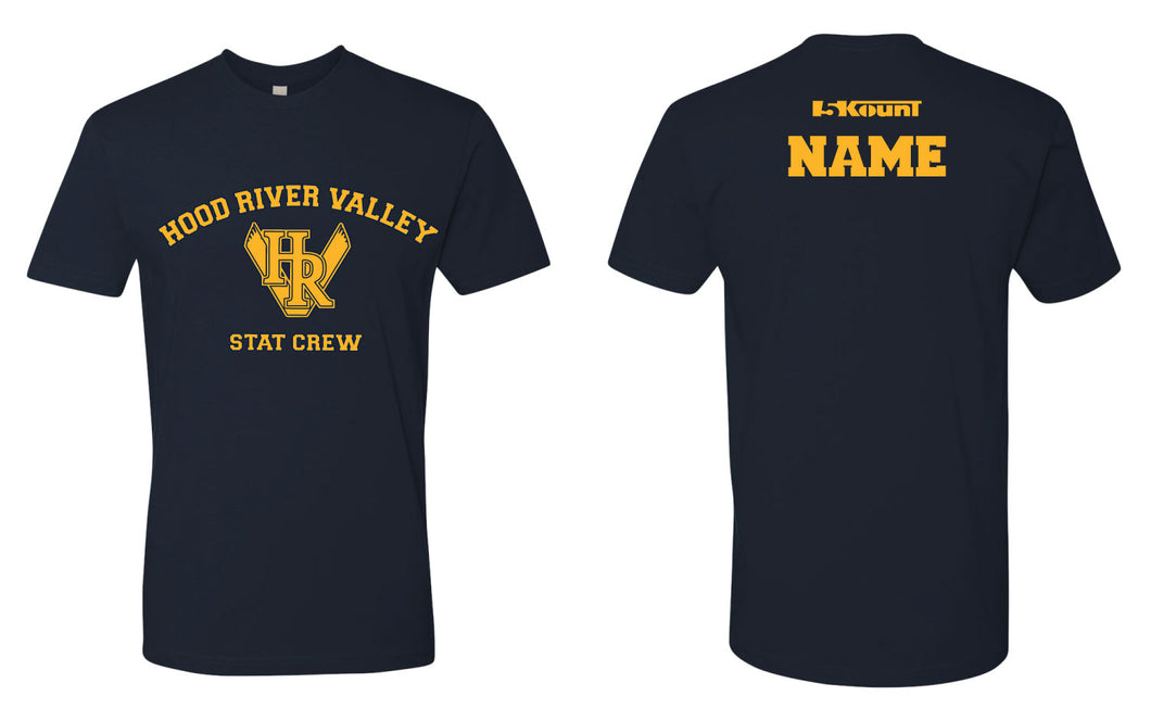 HRV Stat Crew Cotton Crew Tee