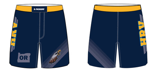 HRVHS Sublimated Fight Shorts