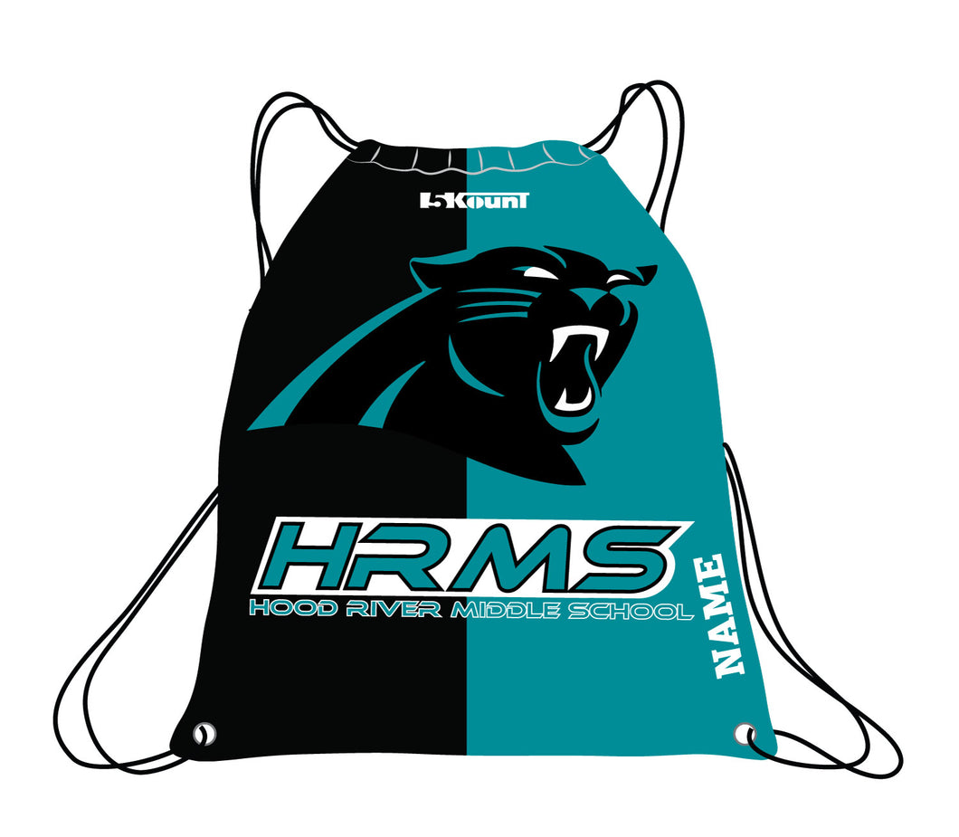 HRMS Sublimated Drawstring Bag - 5KounT2018