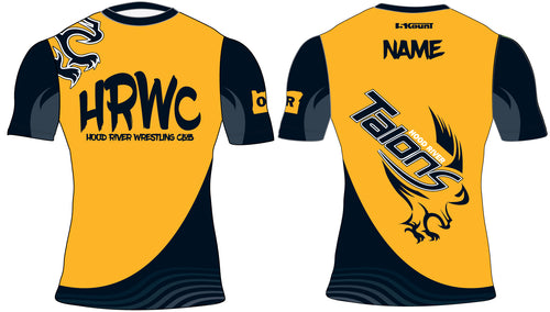 HRWC Sublimated Compression Shirt - 5KounT2018