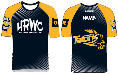 HRWC Sublimated Fight Shirt - 5KounT2018
