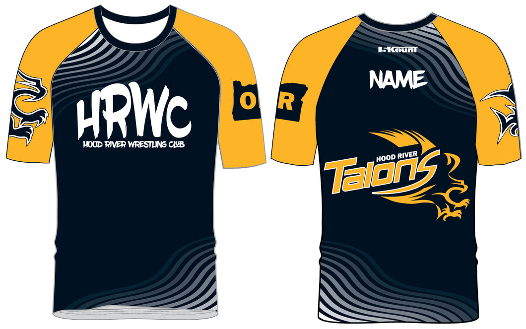 HRWC Sublimated Fight Shirt