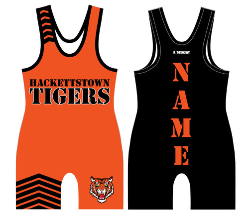 Hackettstown Tigers Sublimated Singlet