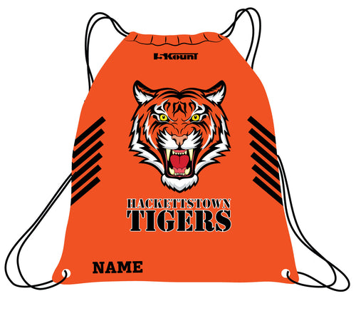 Hackettstown Tigers Sublimated Drawstring Bag