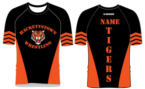 Hackettstown Tigers Sublimated Fight Shirt