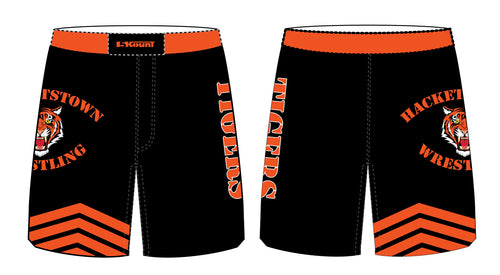 Hackettstown Tigers Sublimated Fight Shorts