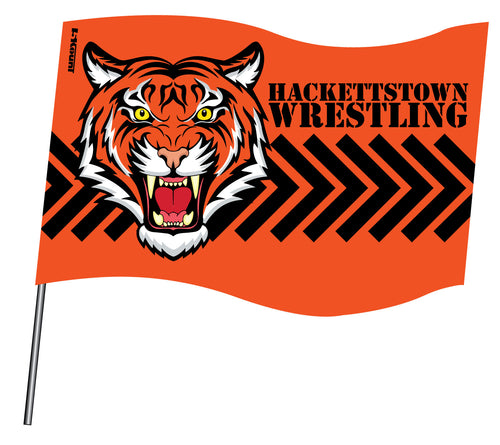 Hackettstown Tigers Sublimated Flag