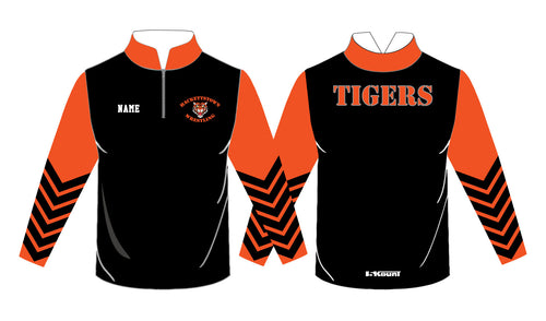 Hackettstown Tigers Sublimated Quarter Zip