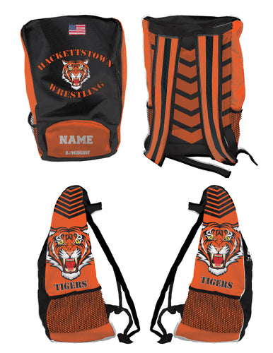 Hackettstown Tigers Sublimated Backpack