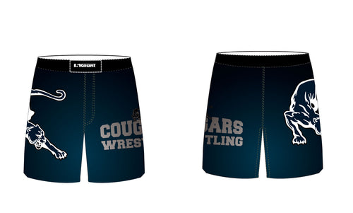 Hampton Wrestling Sublimated Fight Shorts