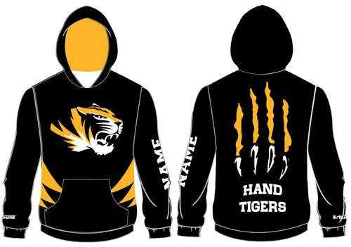 Hand Wrestling Sublimated Hoodie