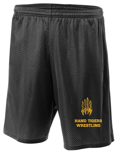Hand Wrestling Tech Shorts