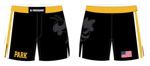 Hanover Park Wrestling Club Sublimated Board Shorts