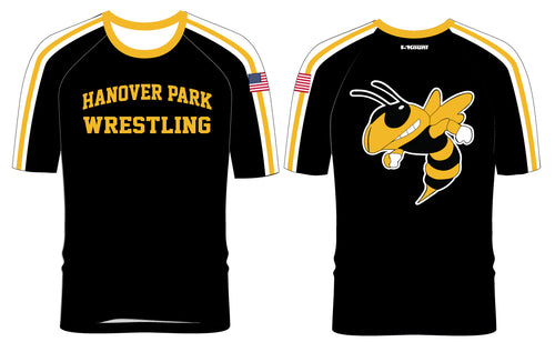 Hanover Park Wrestling Club Sublimated Fight Shirt