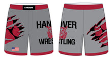 Hanover Township Wrestling Sublimated Fight Shorts
