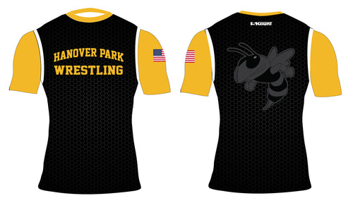 Hanover Park Youth Wrestling Sublimated Compression Shirt