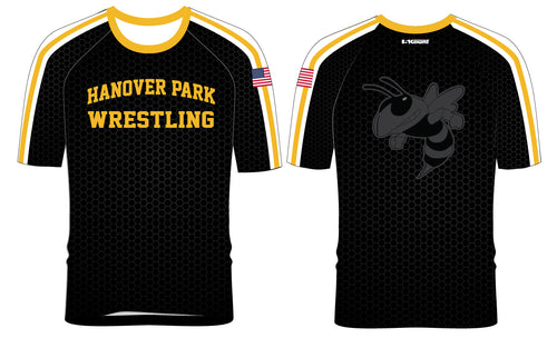 Hanover Park Youth Wrestling Sublimated Fight Shirt - 5KounT