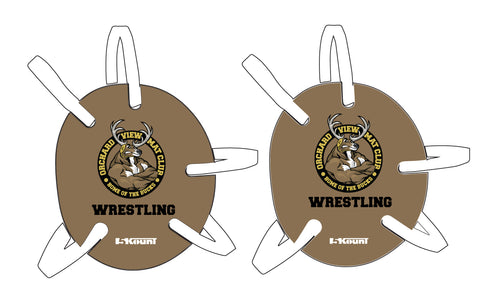 OVMC Wrestling Headgear Decal