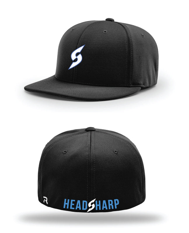 Headsharp FlexFit Cap - Black - 5KounT