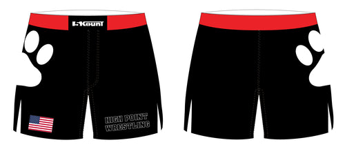 High Point HS wrestling Sublimated Board Shorts