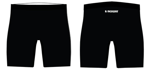 High Point HS wrestling Sublimated Compression Shorts