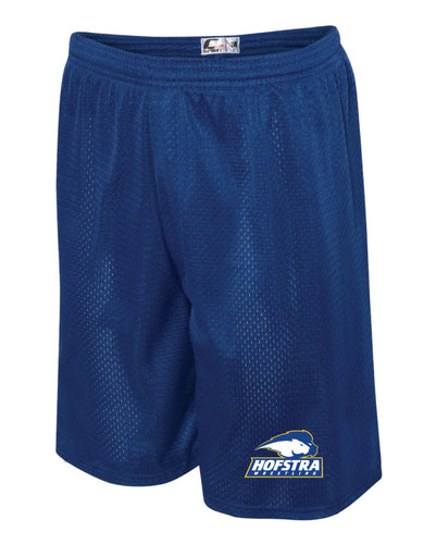 Hofstra Wrestling Tech Shorts - Royal - 5KounT2018