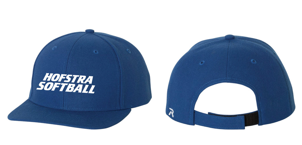 Hofstra Softball Adjustable Baseball Cap - Royal - 5KounT2018