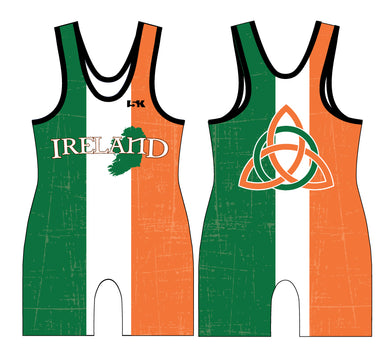 Ireland Sublimated Singlet - 5KounT2018