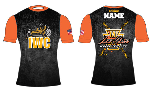 IWC Sublimated Compression Shirt