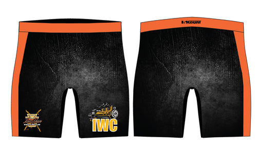 IWC Sublimated Compression Shorts