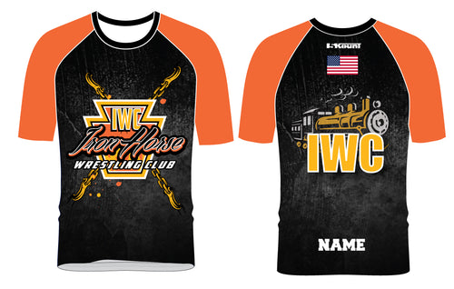 IWC Sublimated Fight Shirt