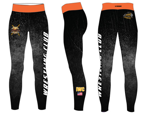 IWC Sublimated Ladies Legging