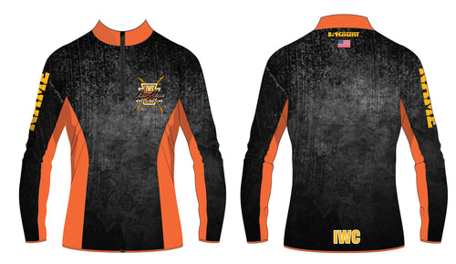 IWC Sublimated Quarter Zip