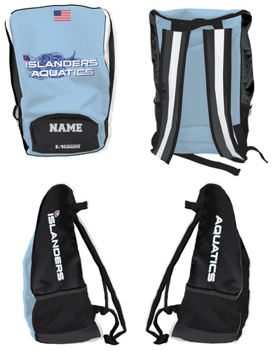 Islanders Aquatics Sublimated Backpack - 5KounT2018