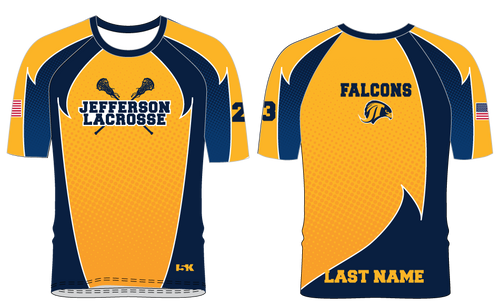 Jefferson LAX - Shooter Shirt- 2018