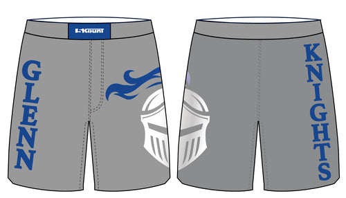 John Glenn Wrestling Sublimated Fight Shorts - 5KounT2018
