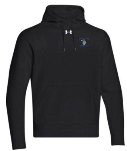 John Glenn Wrestling Under Armour Classic Fleece Hoody - 5KounT2018