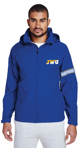 JWU All Season Hooded Jacket - Royal - 5KounT