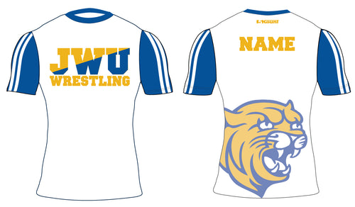 JWU Sublimated Compression Shirt - 5KounT
