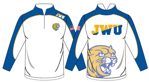 JWU Sublimated Quarter Zip - 5KounT