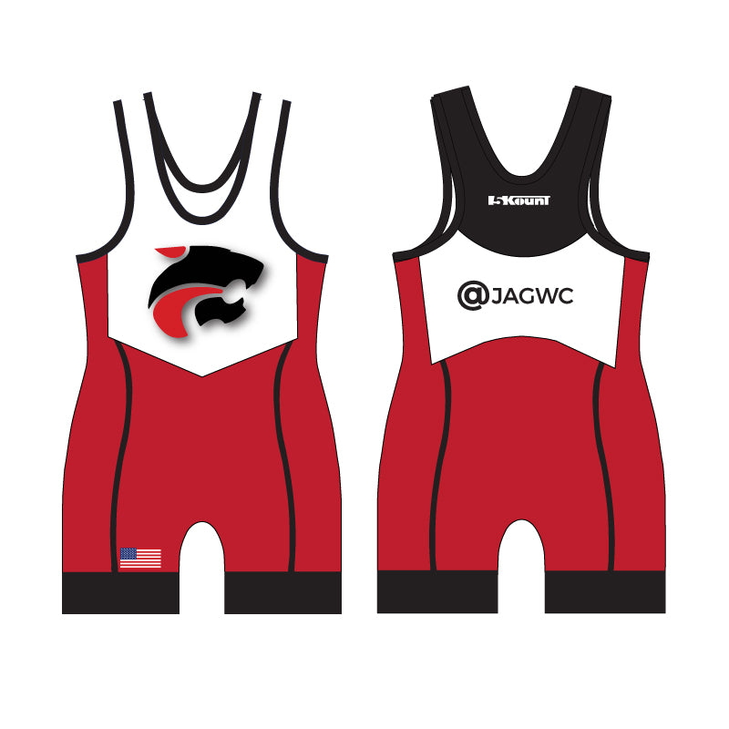 Jaguar Sublimated Singlet