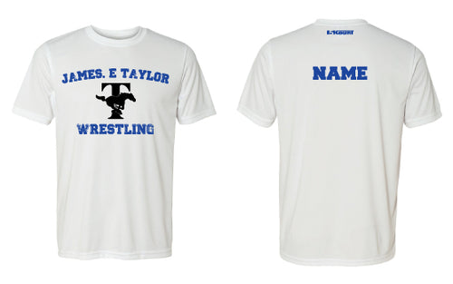 James E. Taylor DryFit Performance Tee