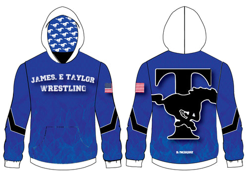James E. Taylor Sublimated Hoodie - 5KounT2018